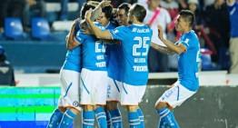 Cruz Azul, Necaxa, Veracruz y San Luis jugarían semifinales de Copa Mx entre el 5 y 7 de abril