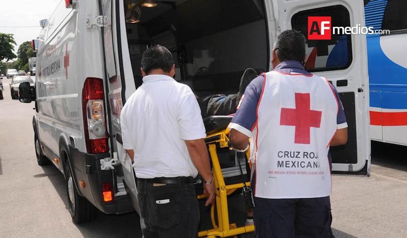 Cruz Roja atiende en Manzanillo 12 emergencias diarias con dos ambulancias