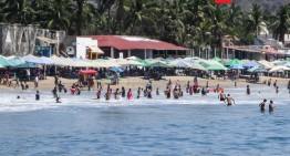 Comienza arribo de turistas a Manzanillo