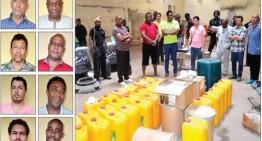Nigeria arresta a mexicanos por superlaboratorio de metanfetaminas