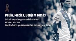 Fallece la hija del futbolista Matías Alustiza