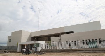 Sin fecha exacta para abrir Hospital Materno Infantil