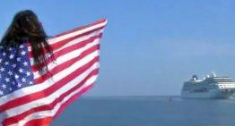 Llega a Cuba el primer crucero de Estados Unidos