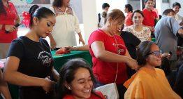 Alumnas del Bachillerato 9 donan cabello para elaborar pelucas oncológicas