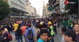 Sismo de 4.8 con epicentro en Zapopan, Jalisco
