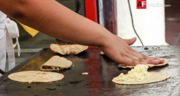Comida regional y nacional en el Picnic Canirac Comala
