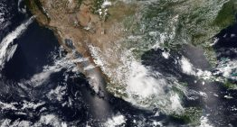 SMN pronostica lluvias para Colima por baja presión; siguen las temperaturas cálidas