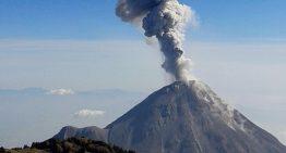 Volcán de Colima registra 2 mil 753 exhalaciones de enero a mayo: PC Jalisco