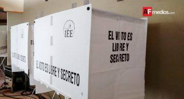 Congreso aprueba reforma electoral