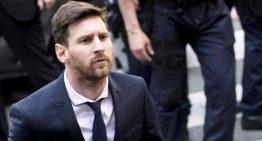 Messi condenado a menos de dos años de cárcel y multa por fraude fiscal