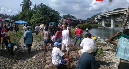 Pescadores bloquean paso del tren enManzanillo