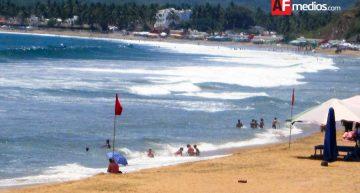 Falta de salvavidas e imprudencia de paseantes aumenta riesgo en playas