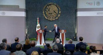 Estados Unidos permanecerá en TLCAN tras llamadas a México y Canadá