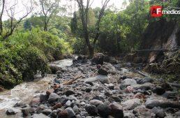 Desazolvan cauces de ríos previo a la temporada de ciclones