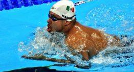 Bronce en natación para México en Paralímpicos Río 2016
