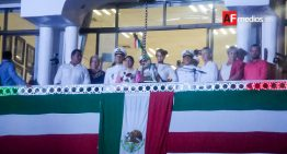 Grito en Manzanillo sin contratiempos