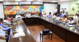 Gobernador busca consensar Iniciativa de Ley de Movilidad