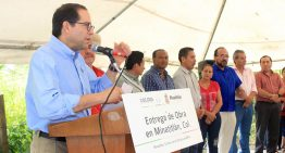 JIPS entrega obras en Minatitlán por más de 11 mdp