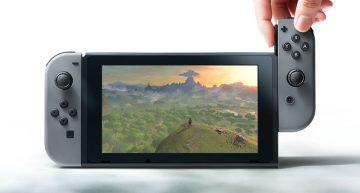 Nintendo presenta Switch, una nueva forma de entretenimiento
