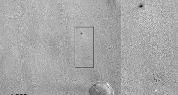 Sonda europea probablemente estalló en Marte