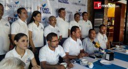 Nuestro proyecto será un PAN incluyente: Pedro Palomera