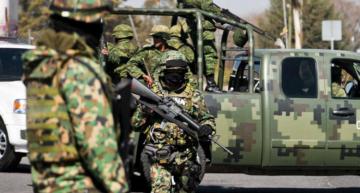 Congreso federal analiza ley que regularía acciones del Ejército en la calle