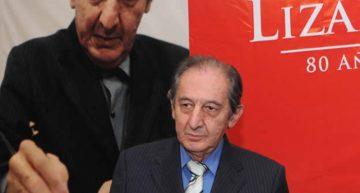 Otorgan a Eduardo Lizalde el Premio Internacional Carlos Fuentes
