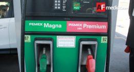 Magna y Premium suben tres centavos, Diésel uno para este 23