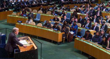 ONU deben ver más por las personas y menos en burocracia: António Guterres