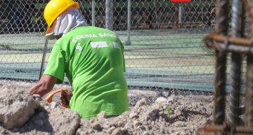 Remodelación de Unidad Morelos concluirá en Junio