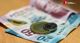Salario mínimo general será de 80.04 pesos diarios a partir del 2017