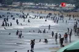 Turismo prevé esta temporada de verano 40 MDP más que en 2016