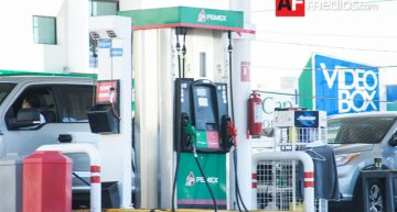 Gasolinas y Diésel bajan 3 centavos para este 9 de junio