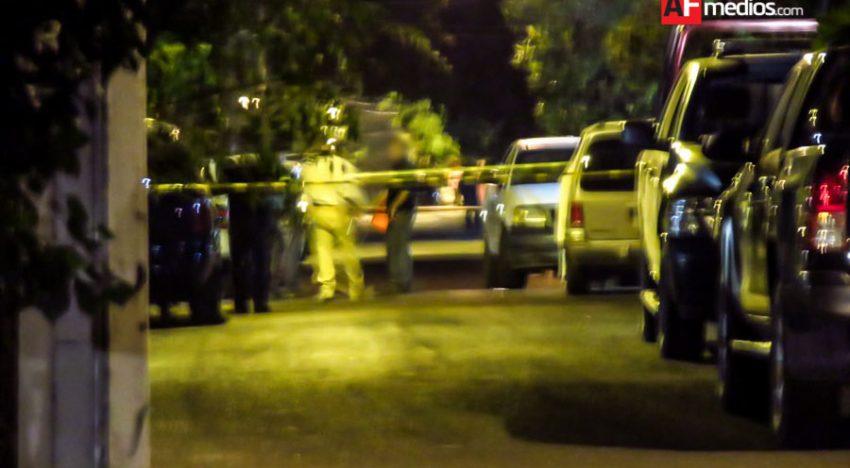 Una persona muerta y otra herida con arma de fuego en La Albarrada, Colima