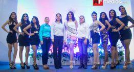Candidatas a reina de Festejos Charrotaurinos 2017