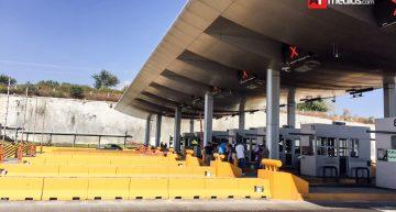 Libre caseta San Marcos en autopista Colima-Gdl