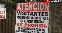Patronato del Nevado de Colima cierra acceso a Las Antenas y el Picacho
