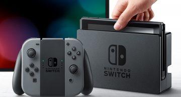 Nintendo Switch sale a la venta el 3 de marzo