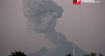 Actividad volcánica ha dificultado estudio de la calidad del aire en ZM