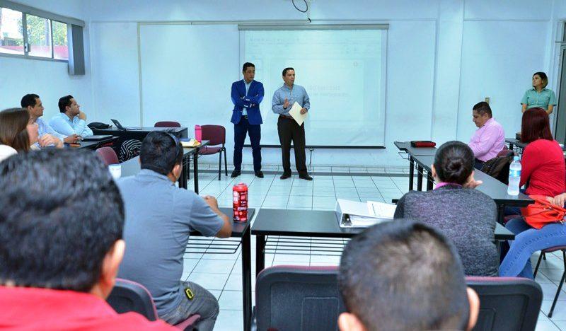 Se capacitan universitarios  en la norma ISO 9001:2015