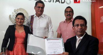 Congreso aprueba a Guadalupe Franco como Procurador del estado