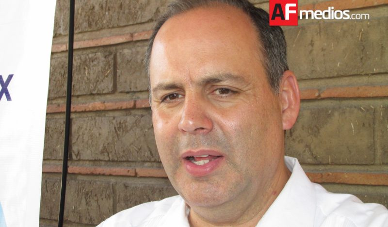 Líder nacional de Coparmex pide mejorar seguridad