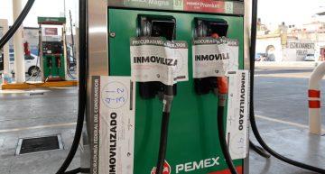 Profeco sanciona 796 gasolineras por irregularidades en primer trimestre