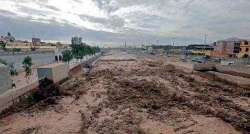 62 muertos y más de 60 mil daminificados tras lluvias en Perú