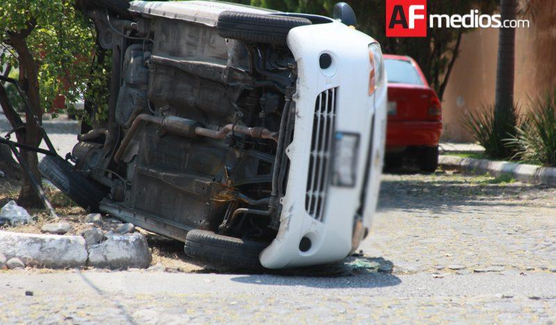 Después de quincena y en sábado mayoría de accidentes en Colima
