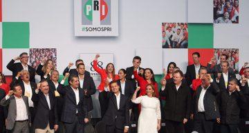 EPN celebra 88 aniversario del PRI; asegura ganarán en el 2018