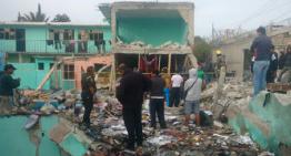 Nueva explosión en Tultepec, ahora por acumulación de gas