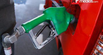 Diésel baja un centavo, gasolinas permanecen sin cambio este 8 de junio