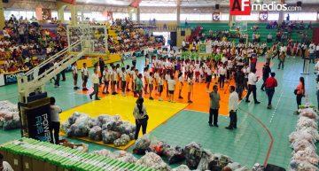 Más de mil 200 participantes en Juegos Deportivos Nacionales Escolares