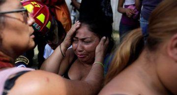 19 niñas y adolescentes mueren quemadas en Guatemala